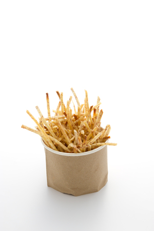 starch: Fried taro with high starch and fat
