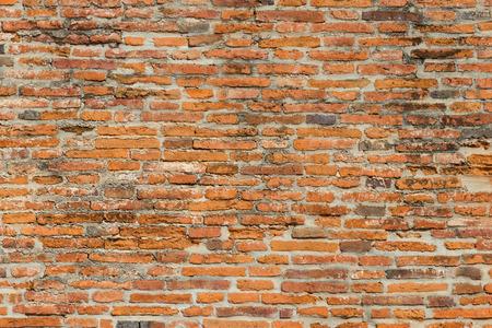 paredes de ladrillos: Textura de pared de ladrillo antiguo