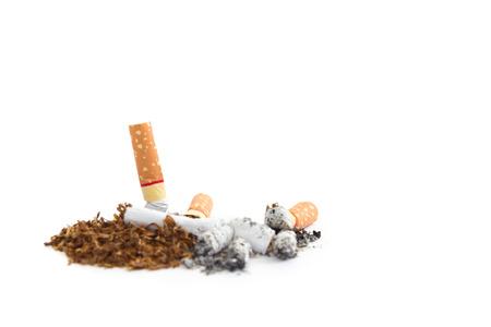 Stop cigarette