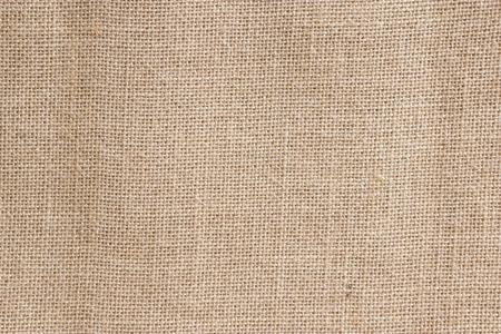 Hessian sackcloth woven texture 写真素材