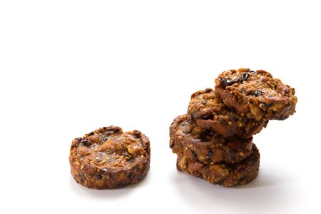 Cookies with cereals
