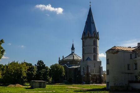 Alexanders Lutheran church in Narva, Estonia