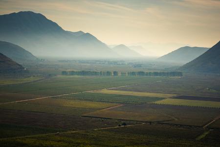 Popovo-Feld im Dinarischen Gebirge, Bosnien und Herzegowina