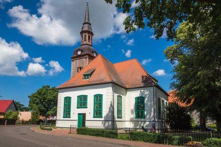 Church in Stepnica, Poland