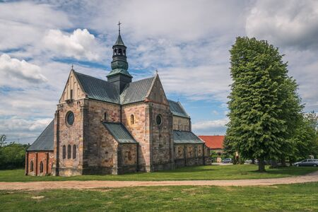Cistercian Abbey in Sulejow, Lodzkie, Poland