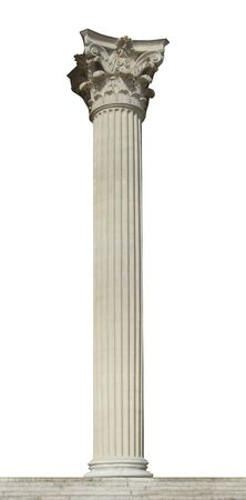 ionian: Ionian column with clipping path