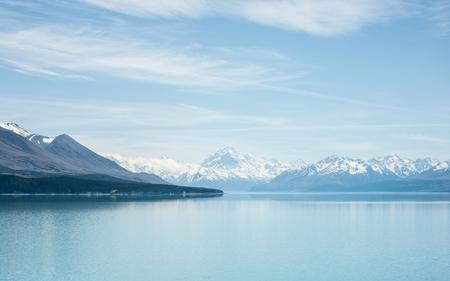 newzealand: Mountcook