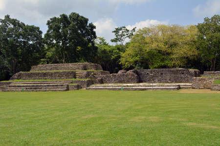 Altun Ha Mayan Ruin Building B-5