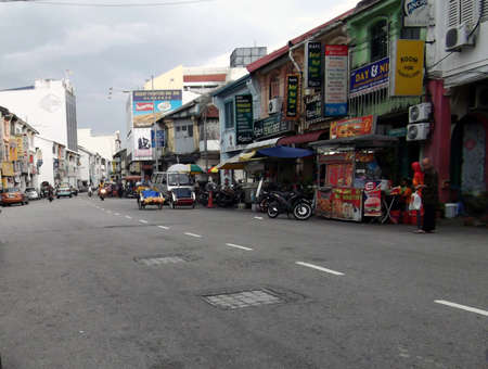 hostel: Hostel Road in Penang Malaysia