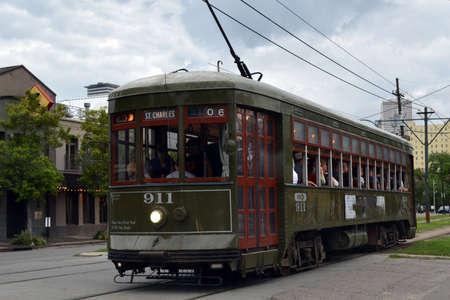 New Orleans Trolley Car