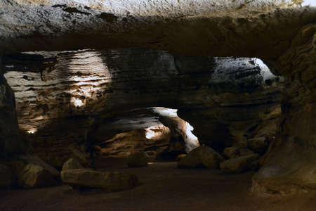 Longhorn Cavern underground