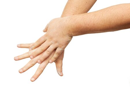 Handwashing with soap - How to wash your hands