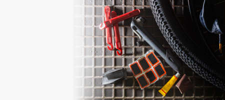 Tools for repairing bicycle cameras