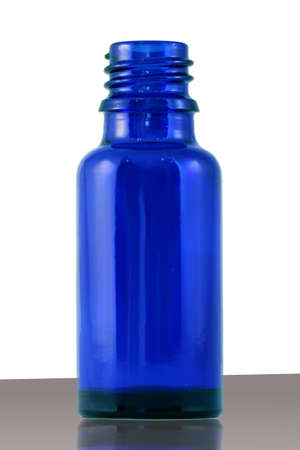 spunk: Blue bottle