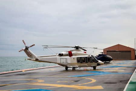 details of a helicopter Reklamní fotografie