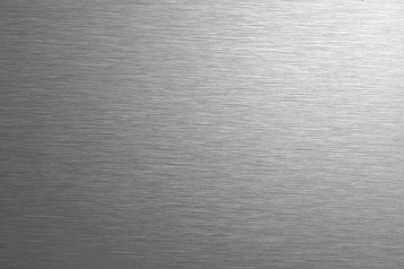 Closeup gedetailleerde roestvrij staal achtergrond textuur en glanzend