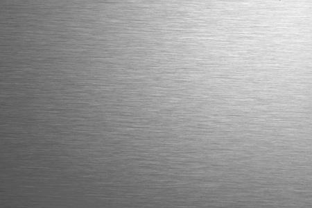 Gros plan la texture détaillée de fond en acier inoxydable et brillant Banque d'images - 8391251
