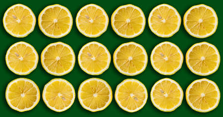 photo with a juicy lemon cut in half on a white background. Stock fotó