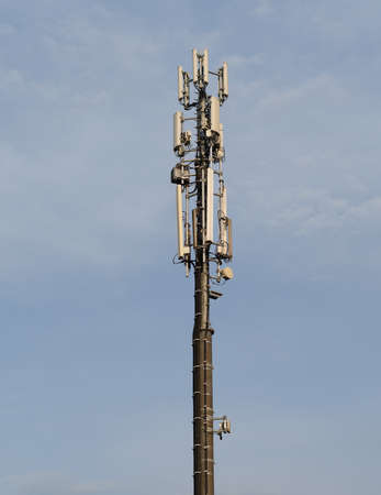 Mobile 5G Tower
