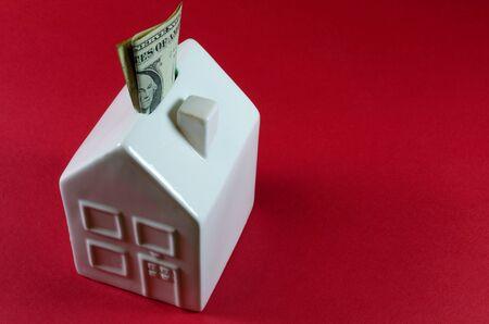 prudent: Saving money concept