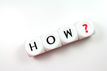 How question Stock Photo - 15023962