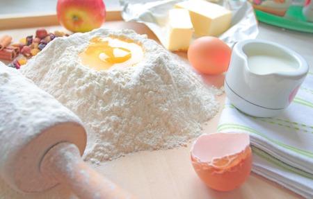 ingedient: Baking cake ingedient
