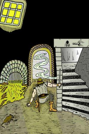 Sewer Adventure