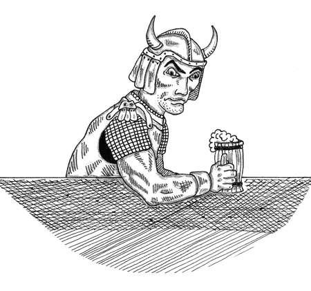 Drinking Fighter