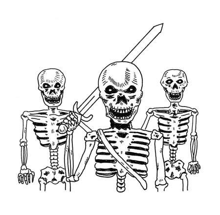 undead: Skeletons