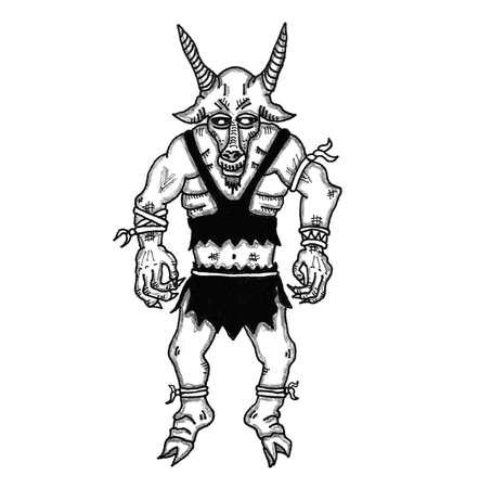 kindred: Goat Man