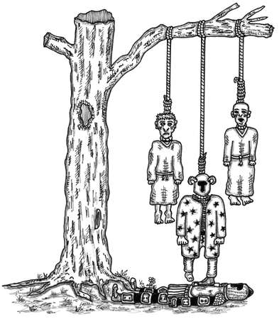 Hangmans Tree