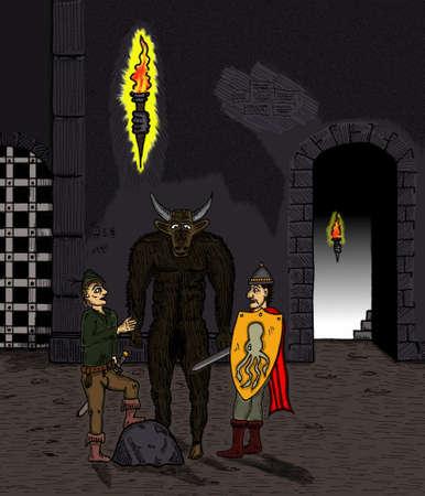 dungeon: Group Adventure