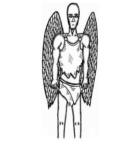 Angel Ilustrace