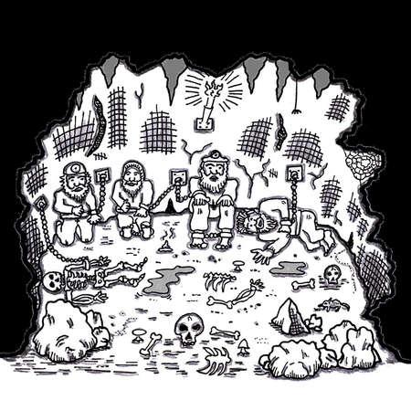 mineros: Los mineros enanos