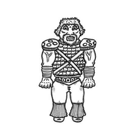 kindred: Dwarf Soldier