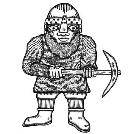 dwarf: Dwarf Miner