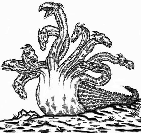hydra: Lernaean Hydra
