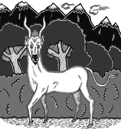 hind: Ceryneian Hind