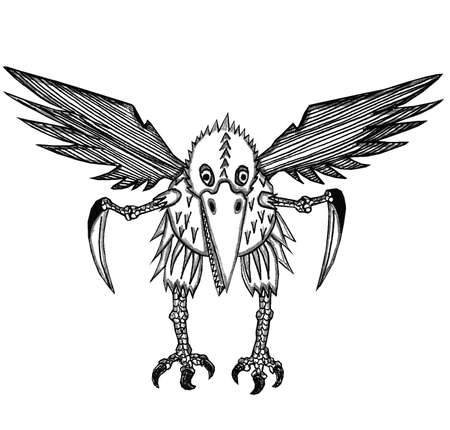 encounter: Stymphalian Bird