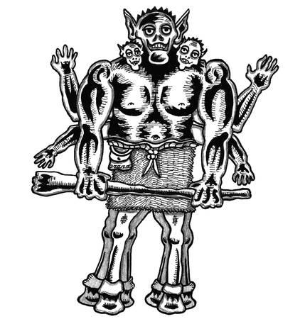 tenth: Monster Geryon