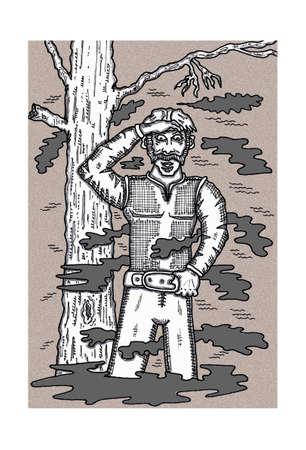 Lost in the Swamp! Çizim