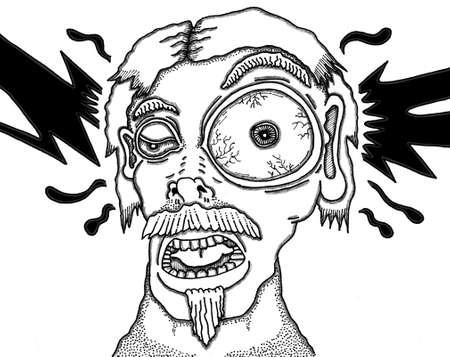 spells: Spell Backfire Illustration
