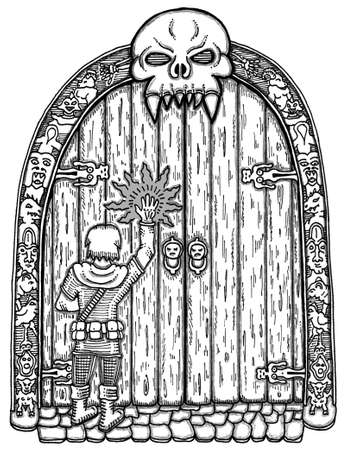 encounter: Wizard Portal
