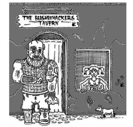 Tavern Ilustração