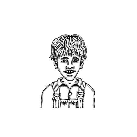 少年ジム ・ ボブ