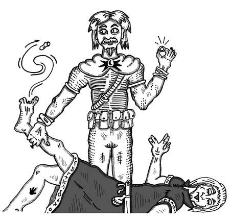 mage: Magic Ring Illustration
