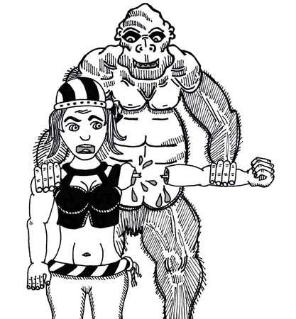 선원과 원숭이