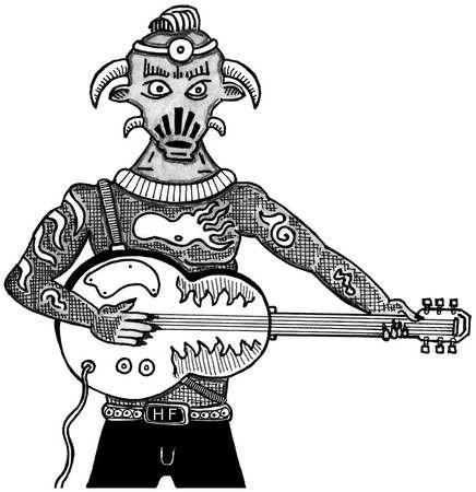 Demon Rocker