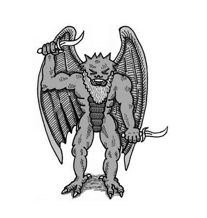 Dwarfgyle Ilustrace
