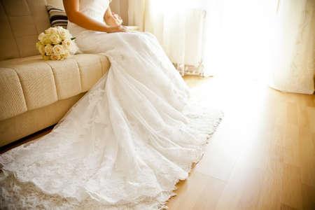 nude bride: Bride